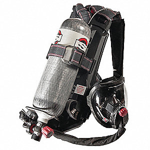 SCBA,30min,4500psi,AirSwitch Mask,S