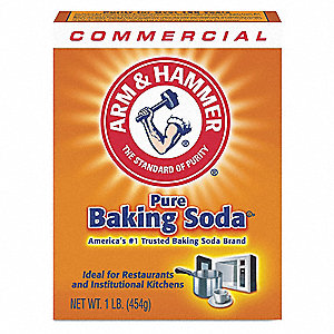 Odorless Baking Soda, 16 oz., 24PK