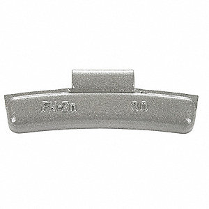 Wheel Weight,FNZ Srs,10g.,PK25