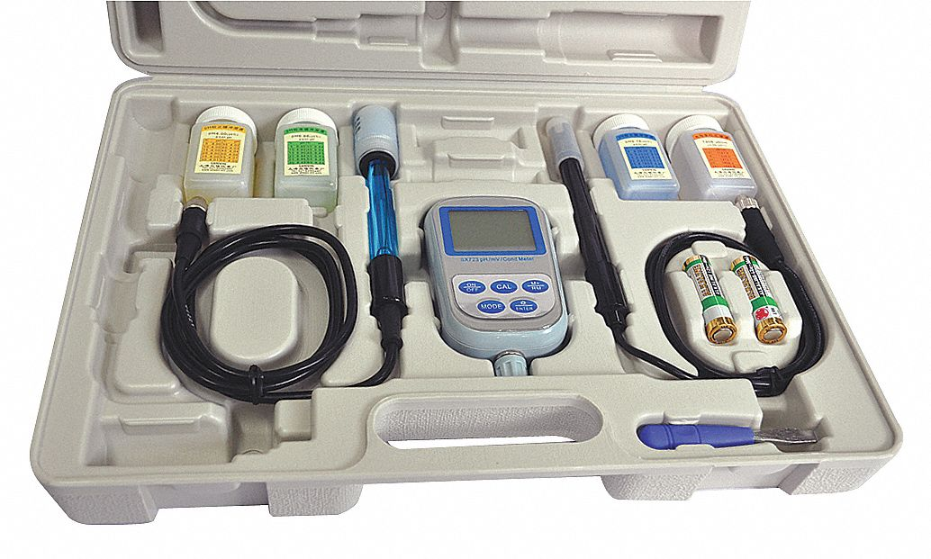 Water Testing Equipment and Meters