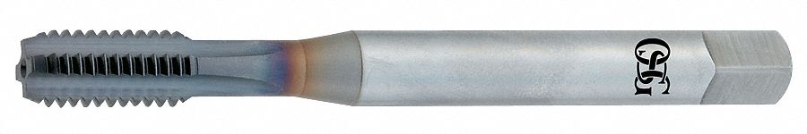 Spiral Point 2013005 Osg Tap 5//8 High Speed Steel Right Hand 18 Pitch TiN Finish