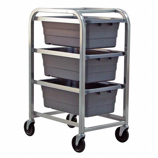 Quantum storage systems aluminum frame gray tub tub rack for Frame storage system