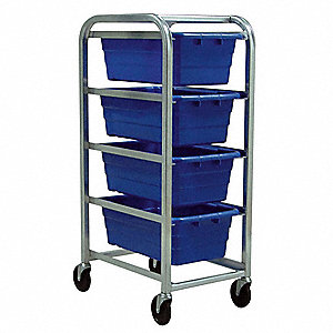 Tub Rack, 600 lb. Load Capacity