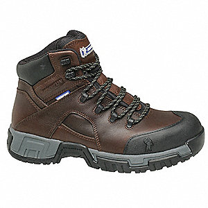 Work Boots,14,M,Brown,Steel,Mens,PR