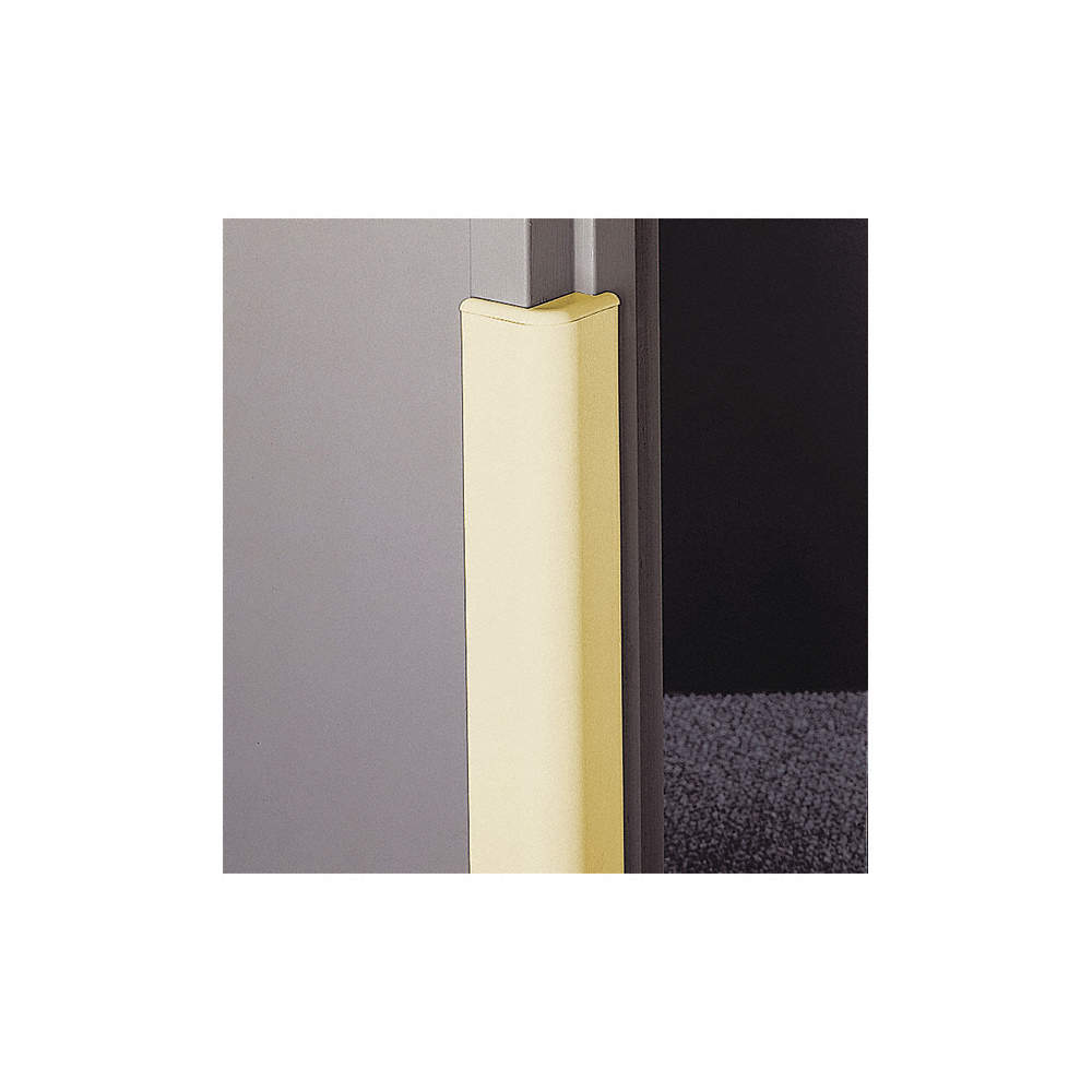 PAWLING CORP Door Frame Protector,PVC,Ivory,48in.L - 34AT13 DFG-30-4 ...