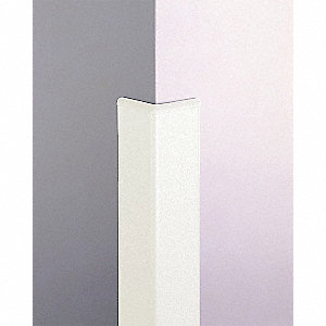 Corner Grd,96in.H,Linen White