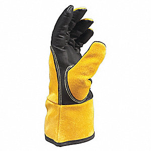 Welding Gloves,TIG Welding,X-Large,PR