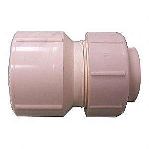 "Reducing Female Adapter , Hub, 3/4"" Pipe Size - Pipe Fitting"
