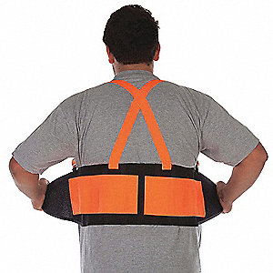 Back Support,L,40 to 44 In