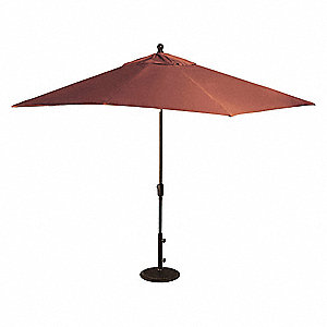 Auto Tilt Market Umbrella, 8 Ft. X 10 Ft.