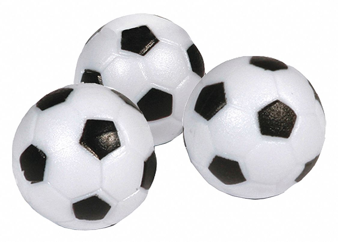 Foosballs; For Use With Foosball Tables