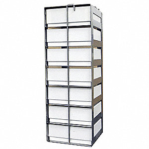 Inventory Rack; For Use With Mfr. No. NSCR27