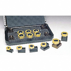 T-Slot Clamp Kit,1/4-20,ST