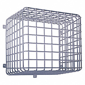 "Wire Cage,12"" H,12"" D"