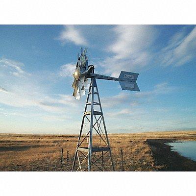 34DC46 - Double Diaphragm Windmill Rubber