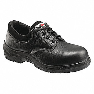 Work Shoes,Men,8M,Lace Up,Black,PR