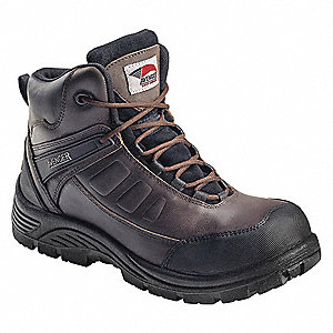 Work Boots,Men,10M,Lace Up,Brown,PR