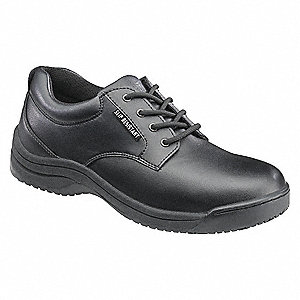 Work Shoes,Men,11W,Lace Up,Black,PR