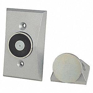Electro. Door HolderWall Mount120VAC  sc 1 st  Grainger & EDWARDS SIGNALING Electro. Door HolderWall Mount120VAC - 34F727 ...