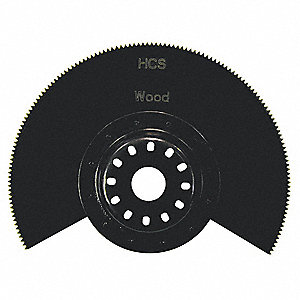 Oscillating Segmented Saw Blade,3-1/4 In