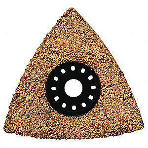 Oscillating Sanding Plate,3 In