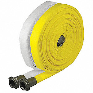 Forestry Hose,Single Jacket,100 ft. L