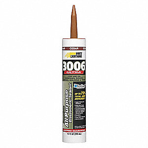 Cedar Caulk, Acrylic, 10.0 oz. Cartridge