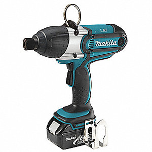 "7/16"" Hex Cordless Impact Driver Kit, 18.0 Voltage, 3900 in.-lb. Max. Torque, Battery Included"