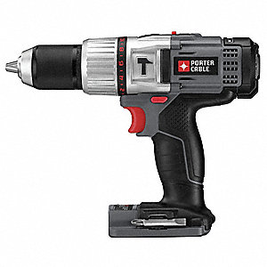 "1/2"" Cordless Hammer Drill, 18.0 Voltage, Bare Tool"