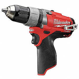 "M12 FUEL Brushless Li-Ion 1/2"" Cordless Drill/Driver, Bare Tool"