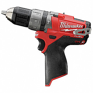 "1/2"" Cordless Hammer Drill/Driver, 12.0 Voltage, Bare Tool"