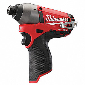 "1/4"" Hex Cordless Impact Driver, 12.0 Voltage, 1200 in.-lb. Max. Torque, Bare Tool"