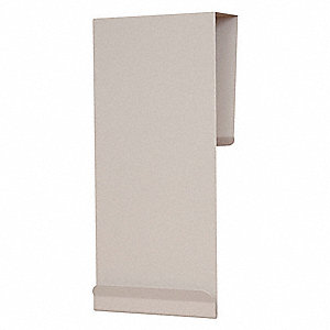 Door Hanger,Light Beige,12-1/8 in. H