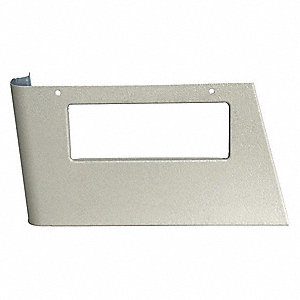 Water Cooler Panel,1-1/2 in. H.