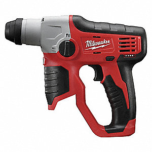 Cordless Rotary Hammer Drill, 12.0 Voltage, 0 to 5350 Blows per Minute, Bare Tool
