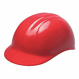 Bump Cap,Baseball Cap,Red