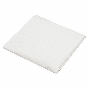 Sheet,Twin XL,84inLx36inW,Wht,Fitted