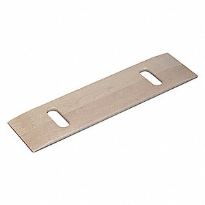 Rescue Board,30inL,3/4inW,Maple Plywood