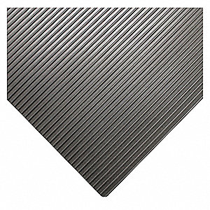 Antifatigue Mat,Black,2ft.x3ft.