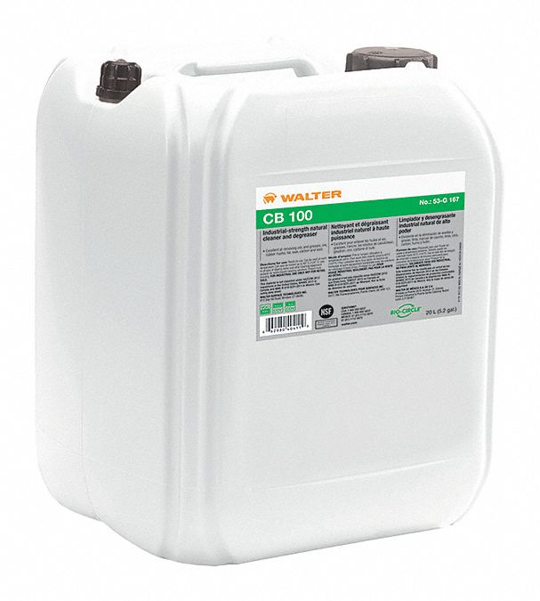 Cleaner Degreaser,  Size 5.3 gal