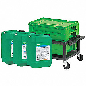 Mobile Parts Soaking System,15.9 gal.