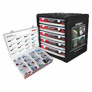 Ultimate Line Repair System,  A/C, 377 pcs