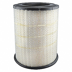 Air Filter,Radial,15 in.L