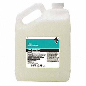Liquid Body Wash,1 gal.,Floral,PK4