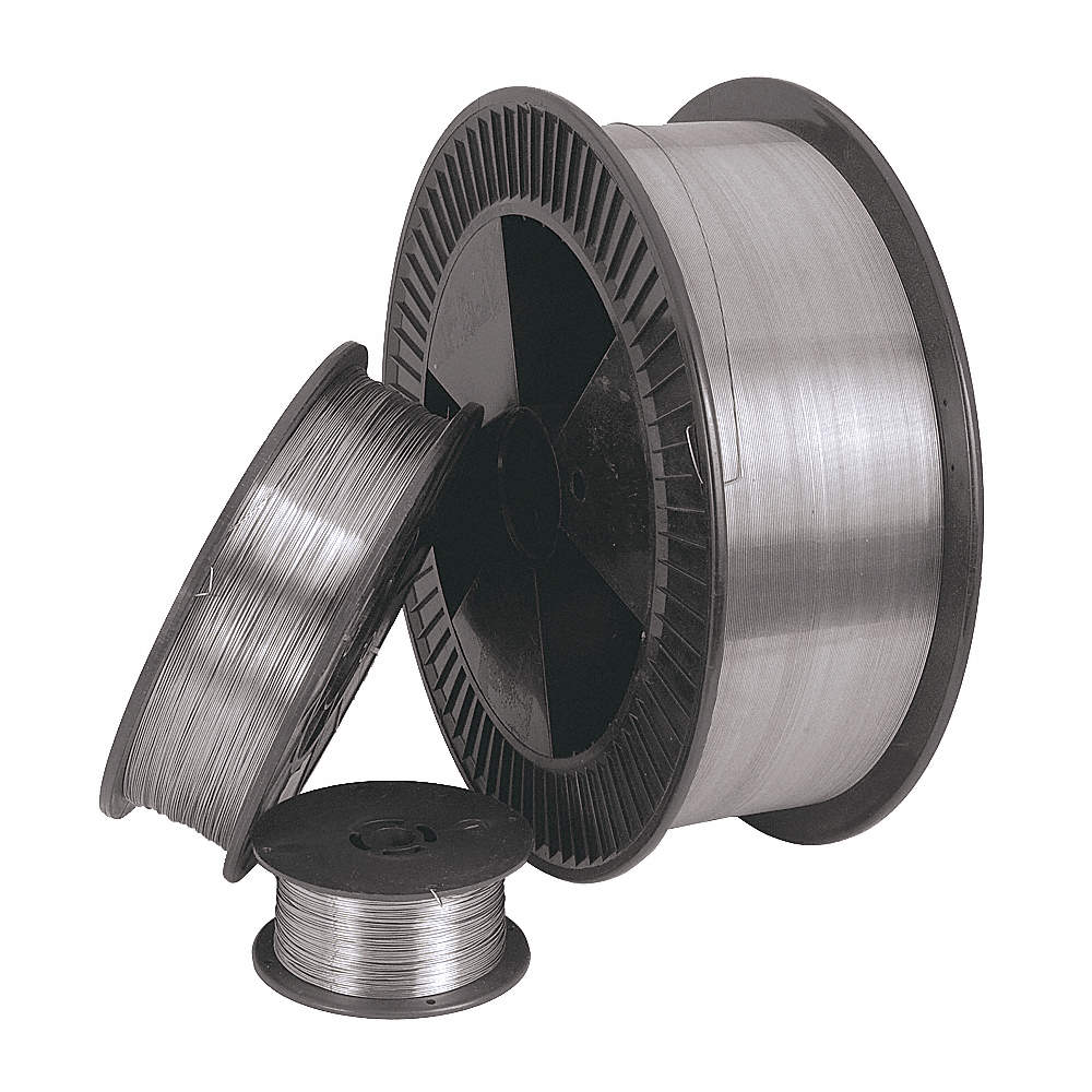 WESTWARD 30 lb. Stainless Steel Box MIG Welding Wire with 0.023 ...