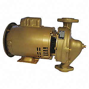 1/2 HP Bronze Hot Water Circulating Pump