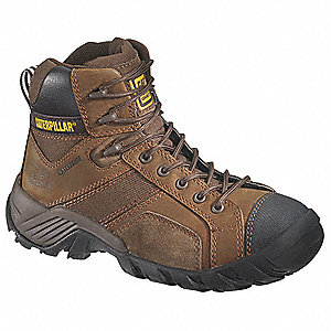 Work Boots,Composite,Women,9.5,M,Brwn,PR