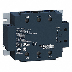 Solid State Relay,180 to 280VAC,50A