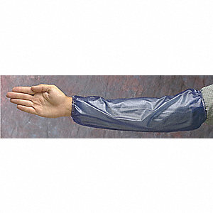Chemical Resistant Sleeves,Vinyl,PK12