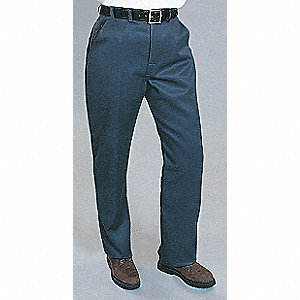 Pants,42 in. x 32 in.,Navy,PR